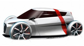 The 2012 Audi Urban Concept Gives Compact Cars A Sleek Overhaul
