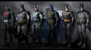 New Batman: Arkham City Bat Suits Available To UK Preorders