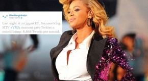 WTF: Beyonce's Pregnancy Announcement Sets New Twitter Record