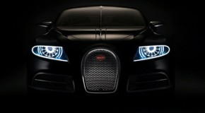 Bugatti Galibier Flashing Lights On Showroom Floors Next Fall