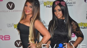Evolve Hits Up YRB's Girls Of Jersey Shore Magazine Release Party