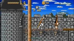 Sega Genesis Dragon's Lair Gameplay Footage Unveiled