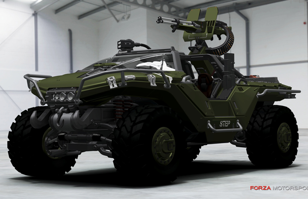 Microsoft Announces Halo 4 Warthog Easter Egg For Forza ...