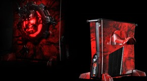 The GEARS OF WAR 3 VAULT Transforms Your Xbox 360 Into A COG Beast