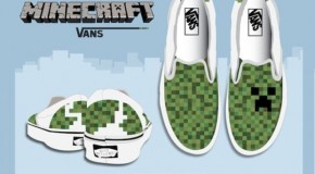 KyozoKicks Minecraft Vans
