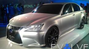 Video: The Lexus LF-Gh Concept Unveiling