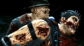 Freddy Krueger's Mortal Kombat Fatalities, Babality, & Ending Revealed