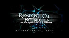 Resident Evil: Retribution Starts Filming This October