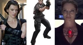 Alice Returns, Jill Valentine Leaves, And Leon Kennedy Joining Resident Evil: Retribution?