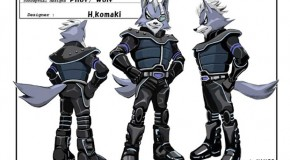 Fox McCloud & Co. Return In Newly Discovered Star Fox Concept Art