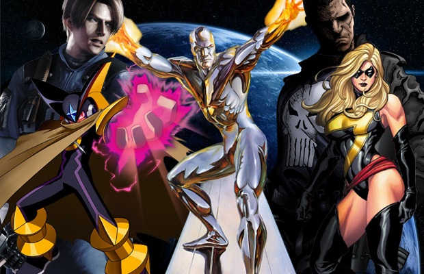 Dlc characters that should be featured in ultimate marvel vs capcom 3