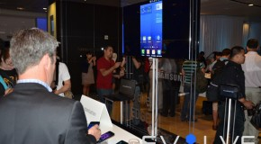 EvolveTV Exclusive: Samsung Galaxy S II Launch (TouchWiz UI Preview)