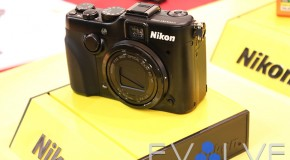 EvolveTV Exclusive: Nikon P7100 and COOLPIX AW100 Preview
