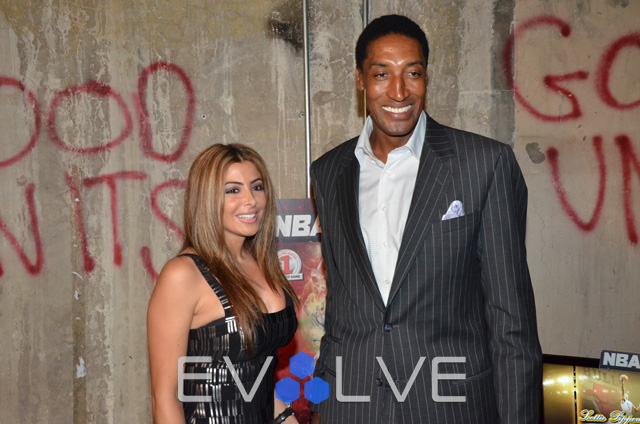 NBA 2K12 Launch Party In NYC