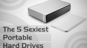 The 5 Sexiest Portable Hard Drives