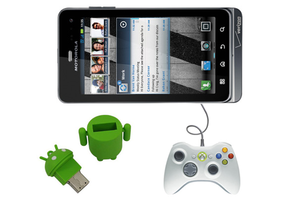 Android Ice Cream Sandwich USB Compatibility