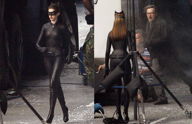 Anne Hathaway Catwoman The Dark Knight Rises