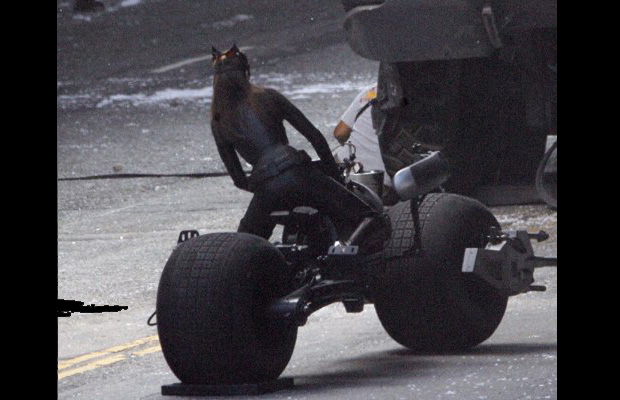 Anne Hathaway Catwoman Tumbler The Dark Knight Rises