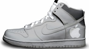 Nike'd Up: Apple Nike Sneakers