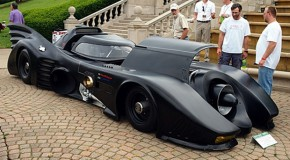 Video: Race Car Driver Builds World's Only Turbine-Powered Batmobile