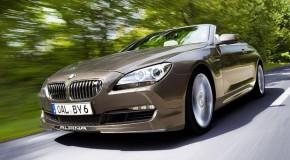 BMW Shares New Image & Details Of The Alpina B6 Bi-Turbo Carbrio
