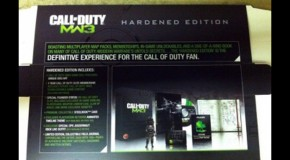 Leaked: Call of Duty: Modern Warfare 3 Hardened Edition Details