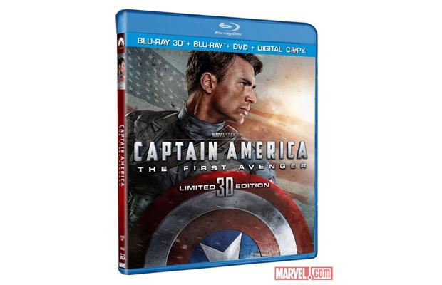 Captain America Blu Ray The Avengers