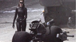 Catwoman's Full Costume Exposed, Ears And All