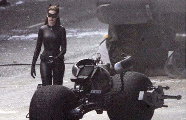 Catwoman Costume Dark Knight Rises