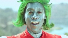 Don Cheadle Passes On War Machine Film For Captain Planet Parody