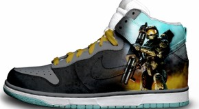 Nike'd Up: Master Chief Nike Sneakers