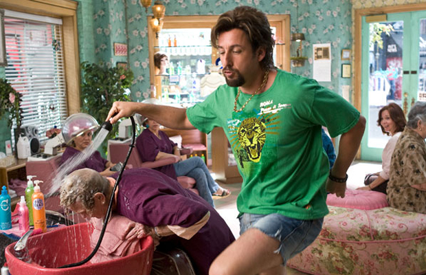 Worst Happy Madison Films You Don't Mess With The Zohan