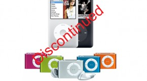 Is Apple Discontinuing the iPod Classic and Shuffle Next Week?