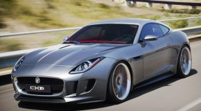 The Jaguar C-X16 Concept Takes On Aston Martin-ish Form