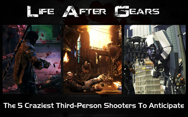 Life After Gears of War 3