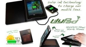 LilyPad Solar iPad Cases Set The Mold For Eco-Tablet Cases With Incredible Feature Set