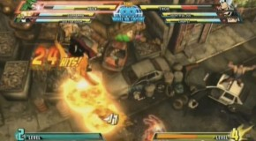 WTF: Watch A Marvel Vs Capcom 3 Combo Video From An Aerial View