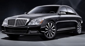 2011 Frankfurt Auto Show: Maybach 125 Edition Unveiled