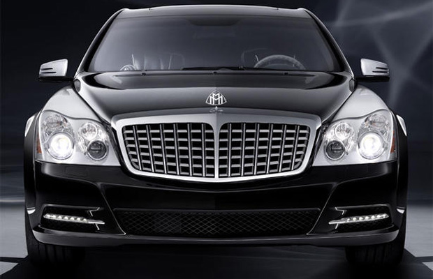Maybach 125 Edition Grille