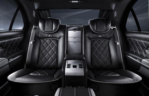 Maybach 125 Edition Seating