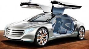 The Mercedes-Benz F125 Concept