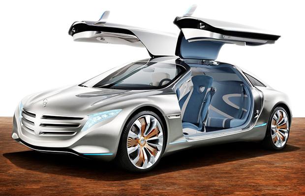 Mercedes-f125-concept
