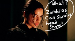 Michelle Rodriguez Returns From The Dead For Resident Evil: Retribution