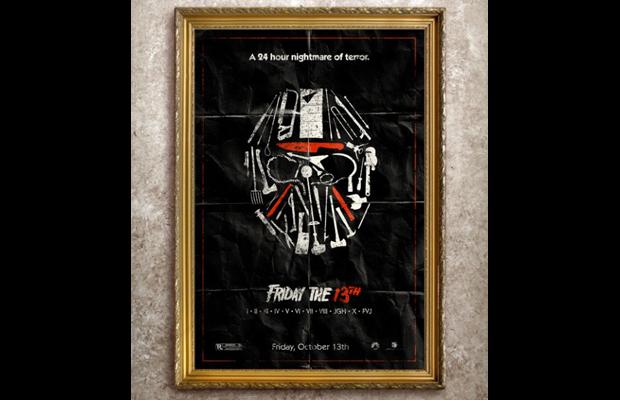 Adam Rabalais Friday the 13th Poster