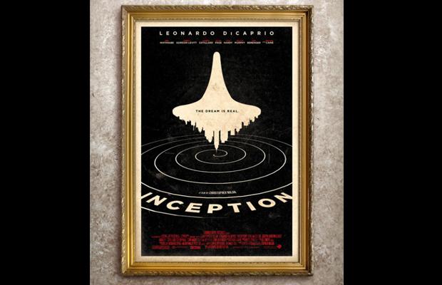 Adam Rabalais Inception Movie Poster