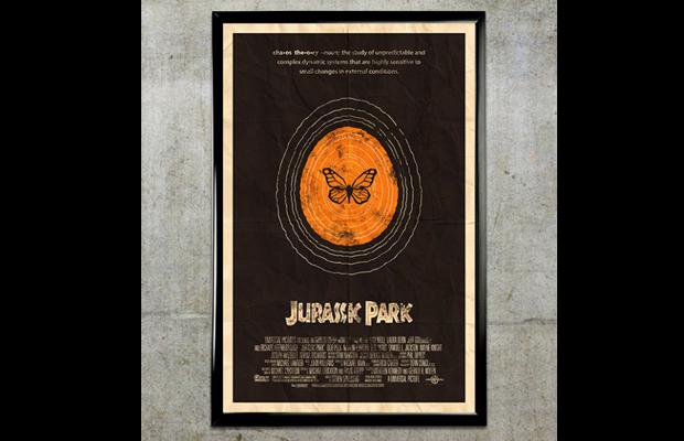 Adam Rabalais Jurassic Park Film Poster