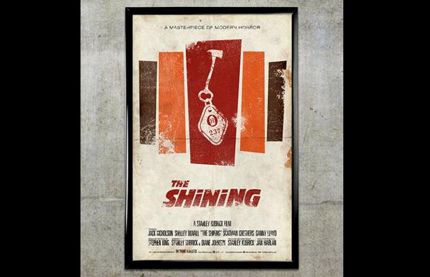 Adam Rabalais The Shining Poster