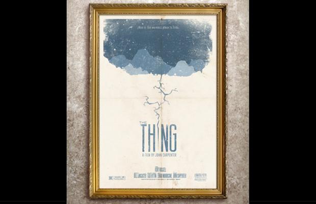 Adam Rabalais The Thing Movie Poster
