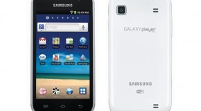 Samsung Announces US Launch of the Galaxy Player, Also New Galaxy Tab 8.9
