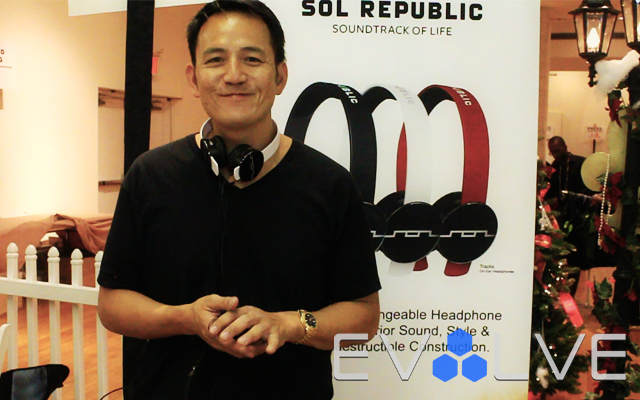 Sol Republic Kevin Lee